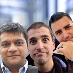 Interview with Ameet Sarvaiya & Joaquim Rovira & Mihai Balaci